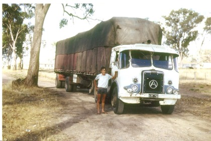 Atkinson Near Benalla Sep 75