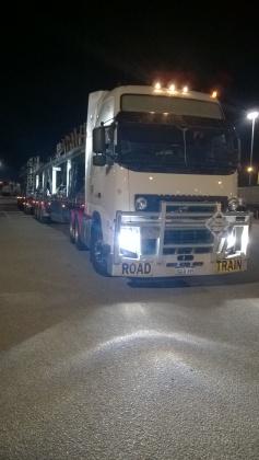Volvo first load, Kewdale