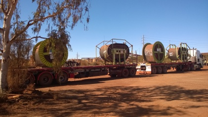 Volvo, second load Yandi (Rio) (2)